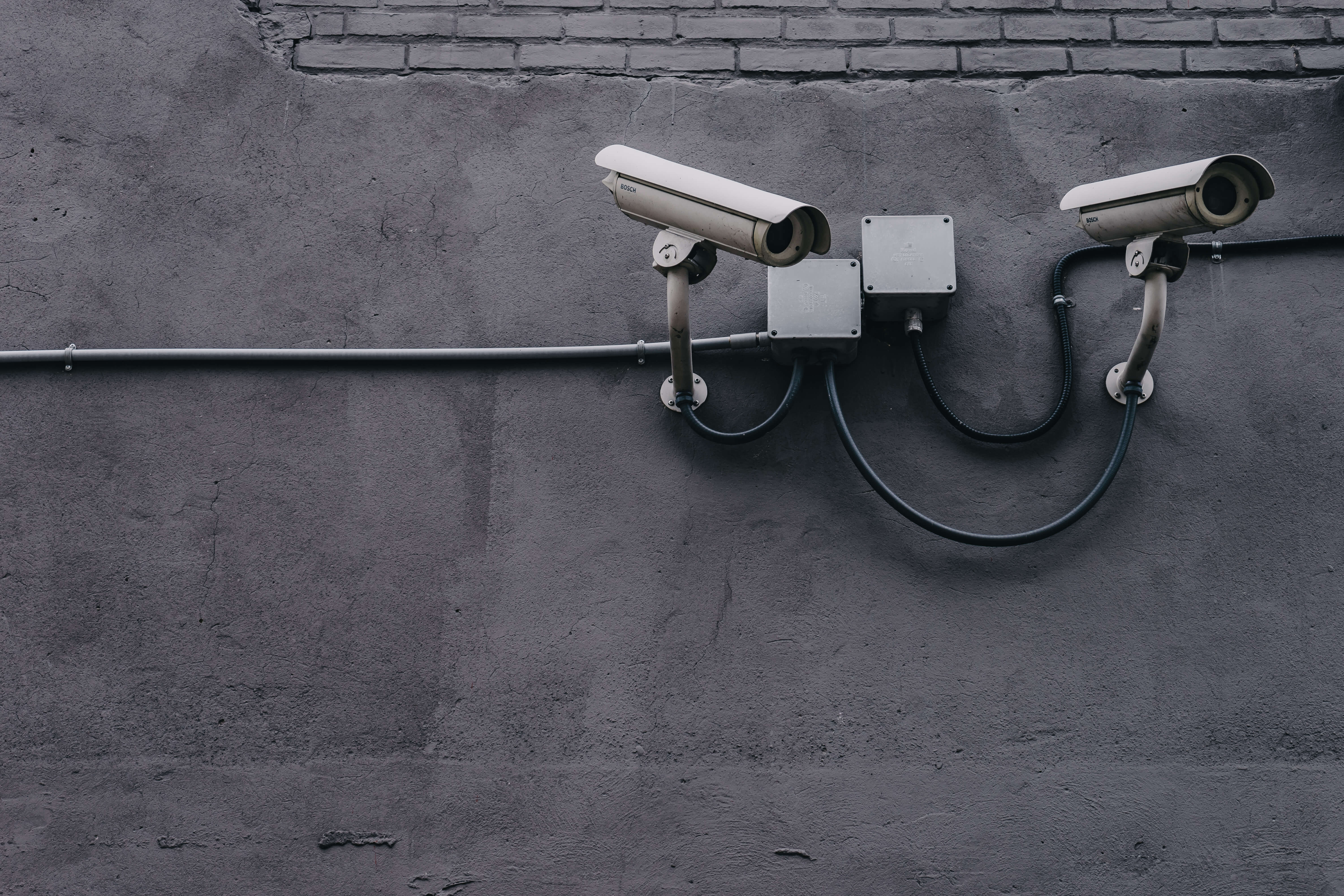 physical security - security cameras