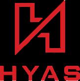 HYAS logo